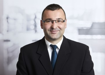 Peter Kaniak, Audit Manager